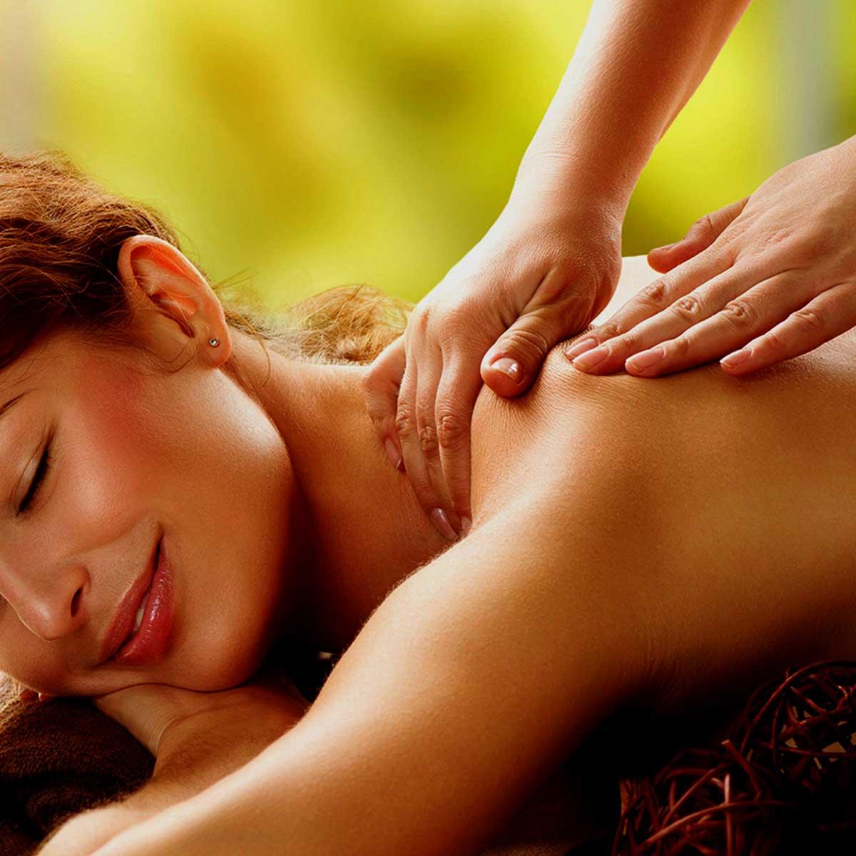 corso massaggio base rilassante