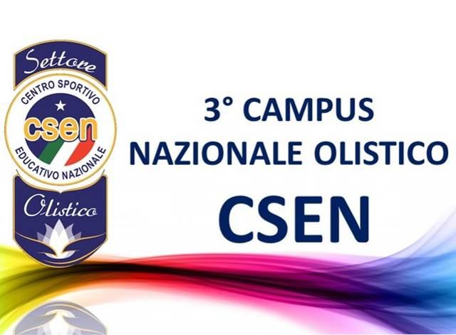 Campus Nazionale Olistico CSEN