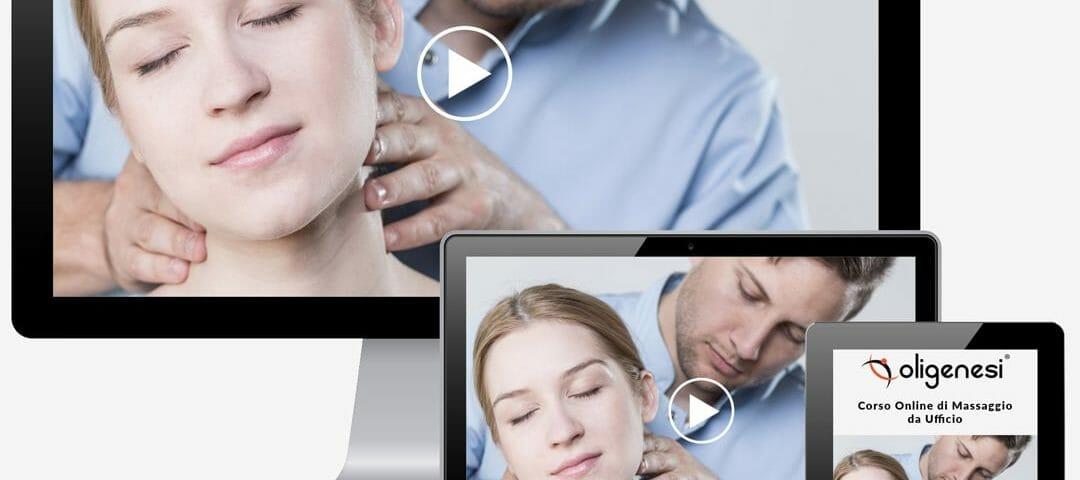 Video Corso Online sul Massaggio da Ufficio